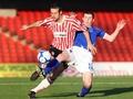 Linfield 1-1 Derry City