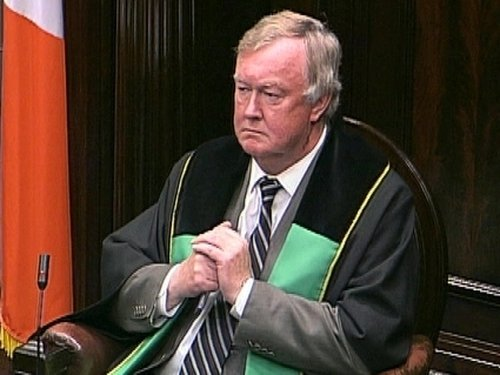 John O'Donoghue - Faced pressure over expenses