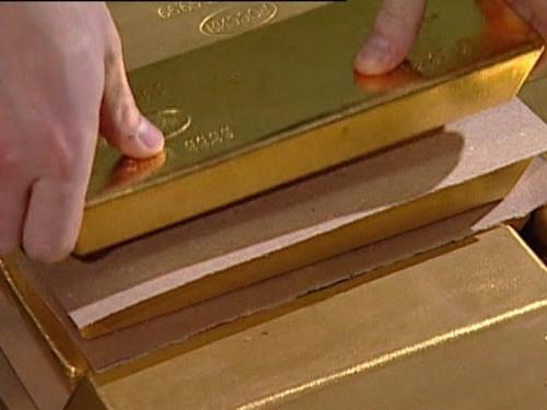 Gold breaks $1,195 after Sri Lanka purchase