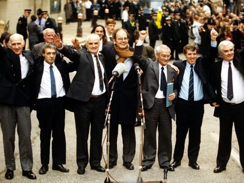 Birmingham Six - Convictions quashed in 1991