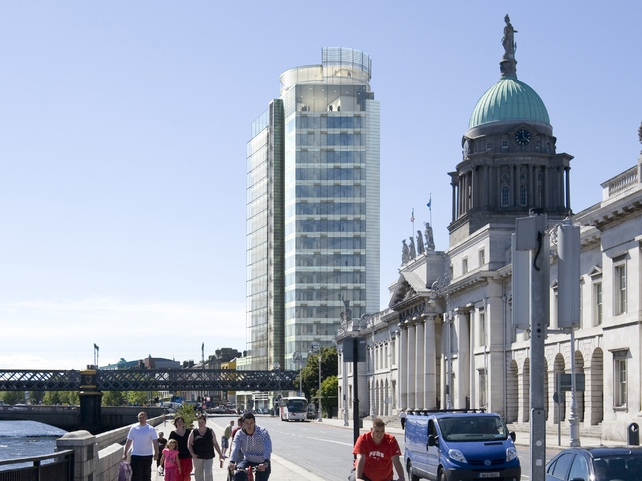 Liberty Hall - New plans unveiled