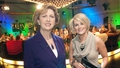 Sinead with President of Ireland Mary McAleese