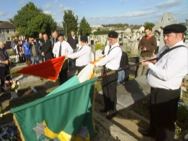 Bray - INLA ends armed struggle