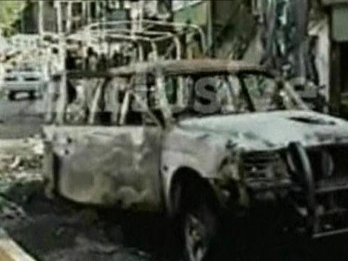 Pakistan - Bomb blast leaves at least 41 dead
