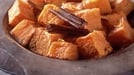 Roast Sweet Potatoes - Perfect served with stuffed seabass