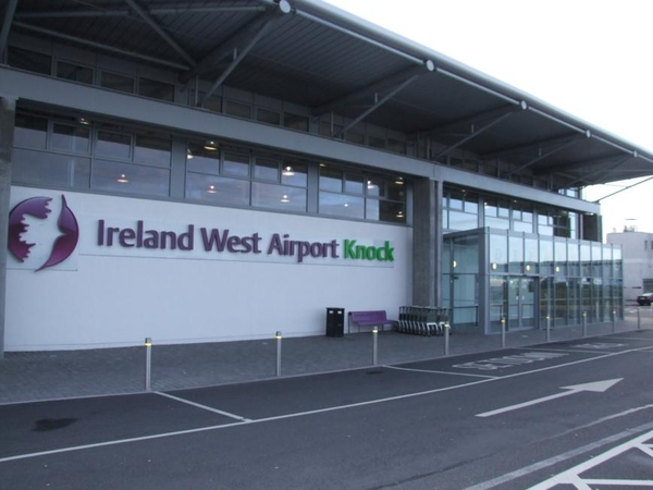 Ireland West Airport - Restrictions yesterday