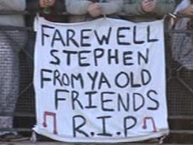 Tributes - Stephen Gately