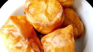 Neven Maguire's Crispy Roast Potatoes with Thyme and Garlic