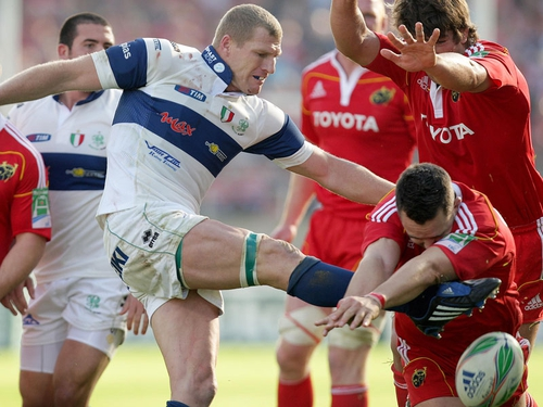 Next season's Magners League will see Benetton Treviso facing Munster