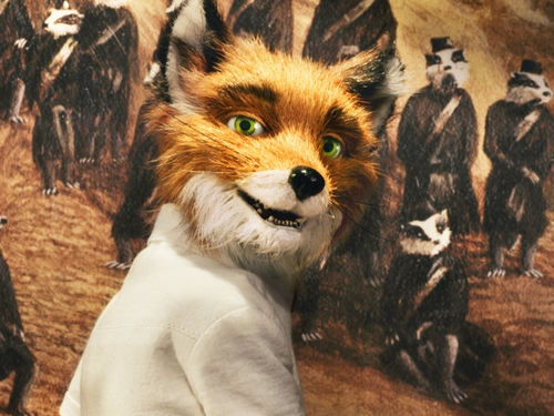 The original, witty and quirky Fantastic Mr Fox