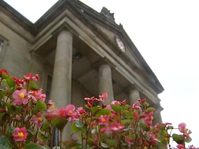 Omagh Crown Court - Priest goes on trial