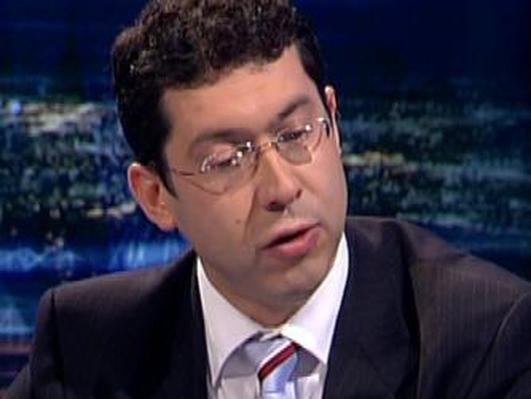 An Seanadóir, Rónán Mullen.