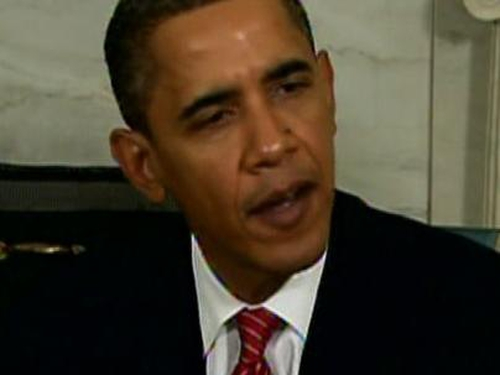 Barack Obama - Aims to extend health coverage