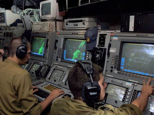 Israel - Joint defence drill with US