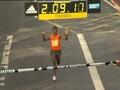 Ethiopian ace wins Dublin City Marathon