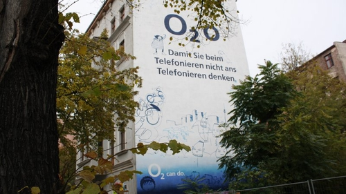 Berlin advertisment