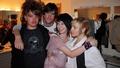 Has Ireland Got Talent. Adam O'Reilly, Chris Greene, Lauren McCabe and Catherine Wigglesorth