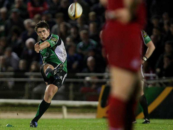 Ian Keatley's 11-point contribution was decisive at the Sportsground
