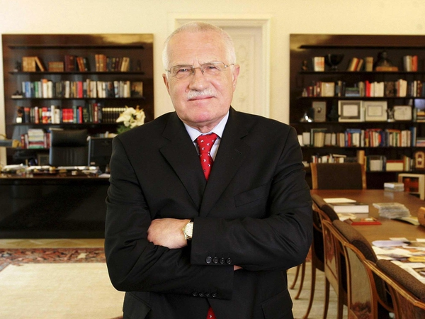 Vaclav Klaus  - Respected ruling of court