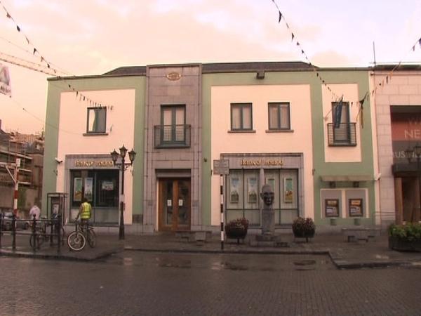 Kilkenny - Raid at Bank of Ireland branch