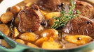 An Exciting Beef Mediterranean Casserole - Ideal for a family Sunday lunch and needs only a green salad to accompany.