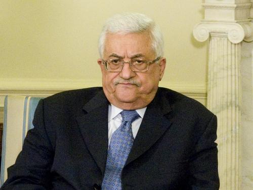 Mahmoud Abbas - Demands removal of settlements