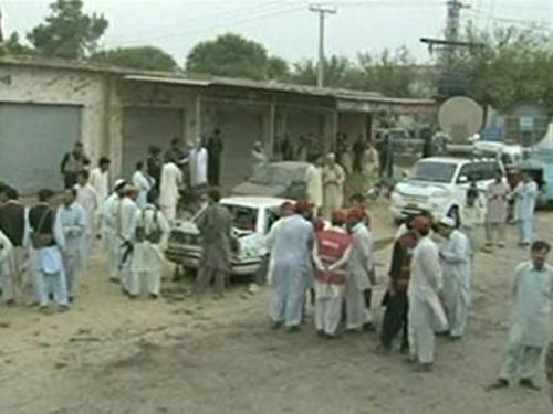 Pakistan - Suicide bomb attack