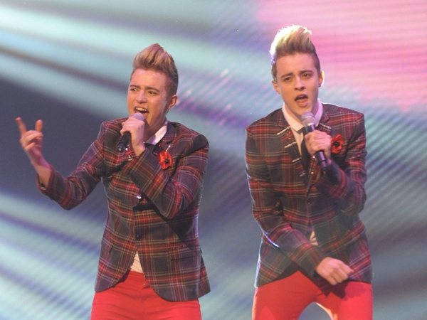 John and Edward - Can't wait to come home