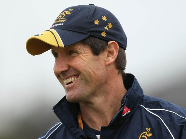 Robbie Deans Australia were much improved against New Zealand on Saturday