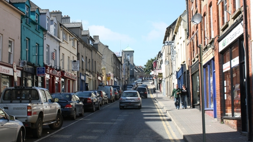 West up Weafer St., Enniscorthy