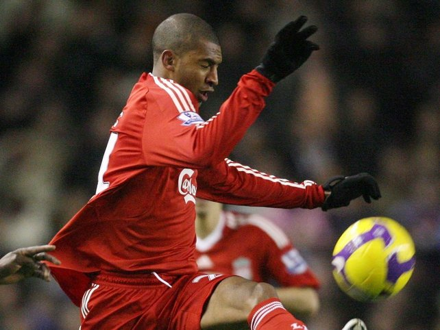 David Ngog scored early for the Reds, but it was all for nought