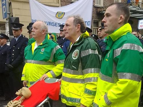 Protests - Senior civil servants vote to strike