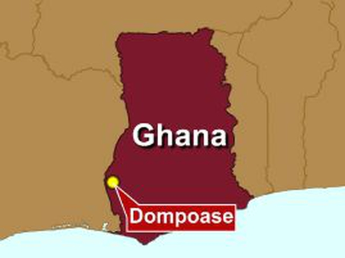 Ghana - 18 miners killed in accident