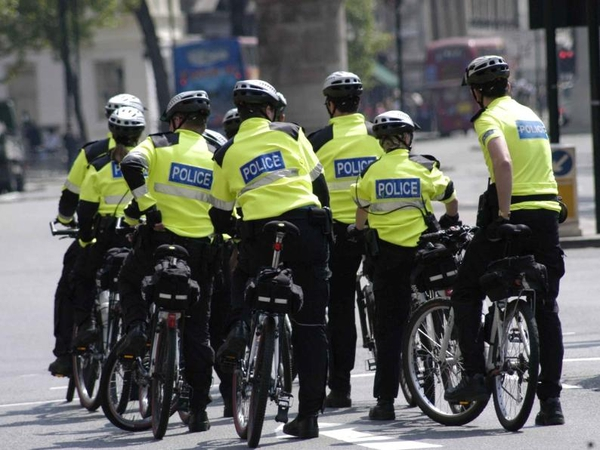Police - Training guide for bicycles