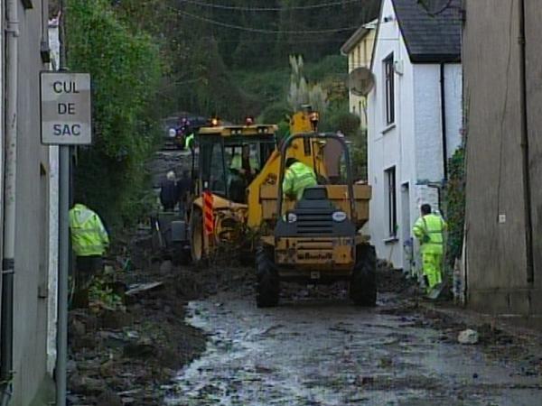 Co Cork - Flash floods