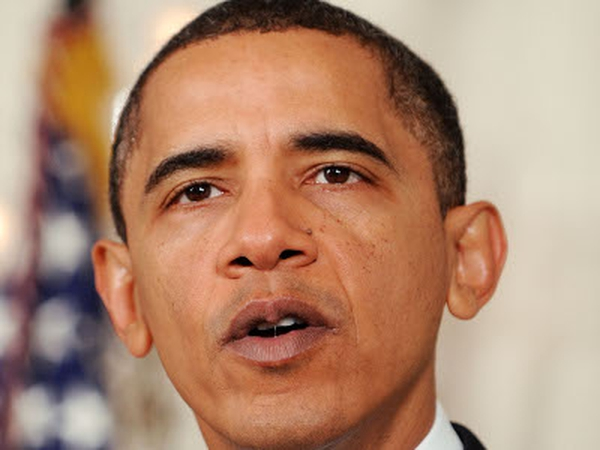 Barack Obama - Predicts economic growth for fourth quarter