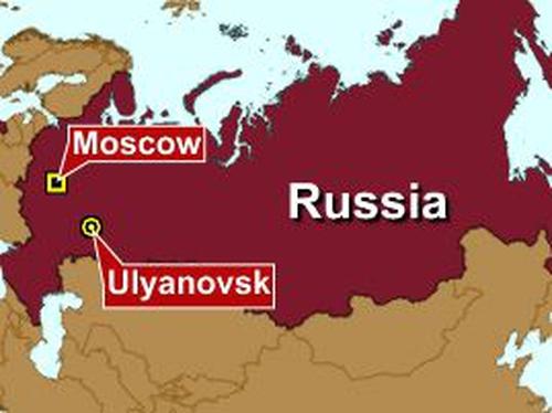 Russia - Blast in Ulyanovsk