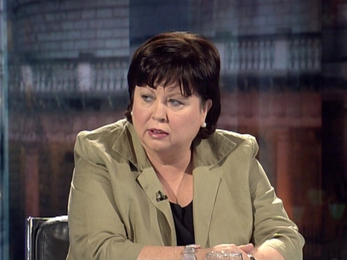 Mary Harney - Charges would discourage the overuse of medication