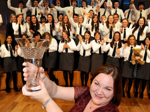 Belfast choir crowned All Island winners