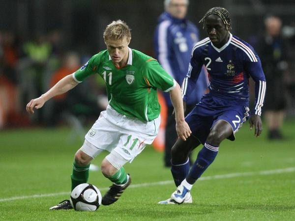 Ireland v France - Return leg rights secured