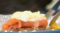 Irish Soda Bread Benedictine - An Irish twist on Eggs Benedict!