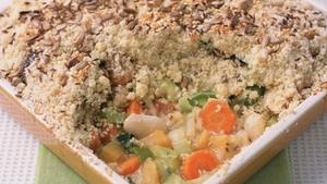 Lorraine Fitzmaurice's Vegetable Crumble