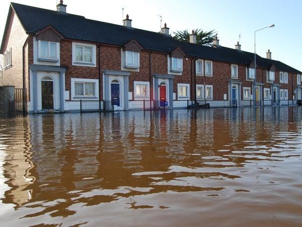 Clonmel - Homes flooded - (Pic: Jacob Zdun)