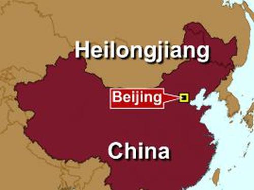 China - Explosion in Heilongjiang