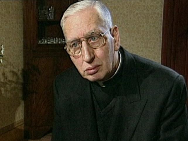 Cardinal Desmond Connell