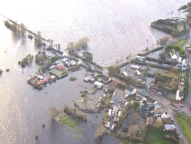 Cork - Flooding devastated parts of the city and county in November