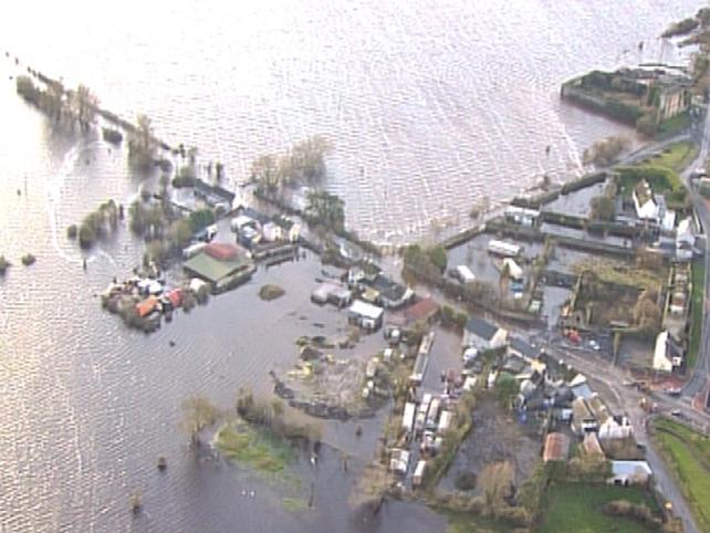 Cork - Flooding