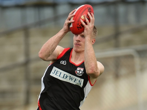Tommy Walsh has settled into life with St Kilda