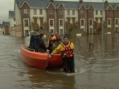 Kildare - Flood Alerts