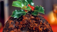 Christmas Pudding - A seasonal favourite.